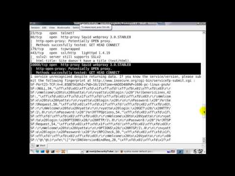 Router Hacking Part 2 Service Enumeration, Fingerprinting and Default Accounts