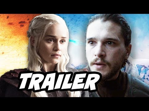 Game Of Thrones Season 7 Promo 2 Breakdown