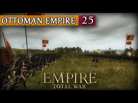 Empire Total War: Darthmod - Ottoman Empire #25 - The Siege of Venice!
