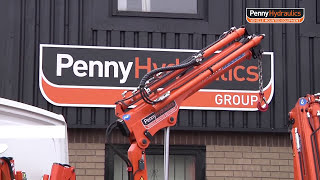 PH Lightweight Hydraulic Truck Cranes