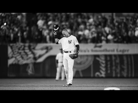 Derek Jeter's historic final game in pictures