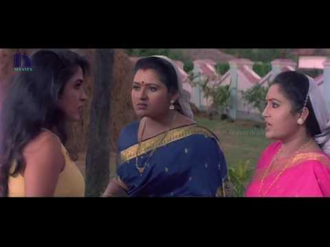 Ramya Krishna Bath Scene - English Pellam East Godavari Mogudu Movie Scenes