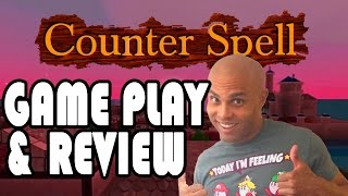 Counter Spell Official Release Game play & Review
