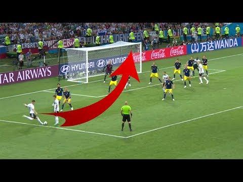 Deutschland vs Schweden Alle Tore Fußball WM 2018 Highlights