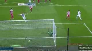 Real Madrid 2-0 Atletico Madrid 02.12.2012