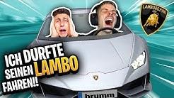 Ich FAHRE ICRIMAX LAMBO! (Fast CRASH!!!??)