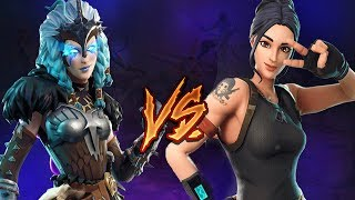 GSC vs Skins par défaut - Fortnite