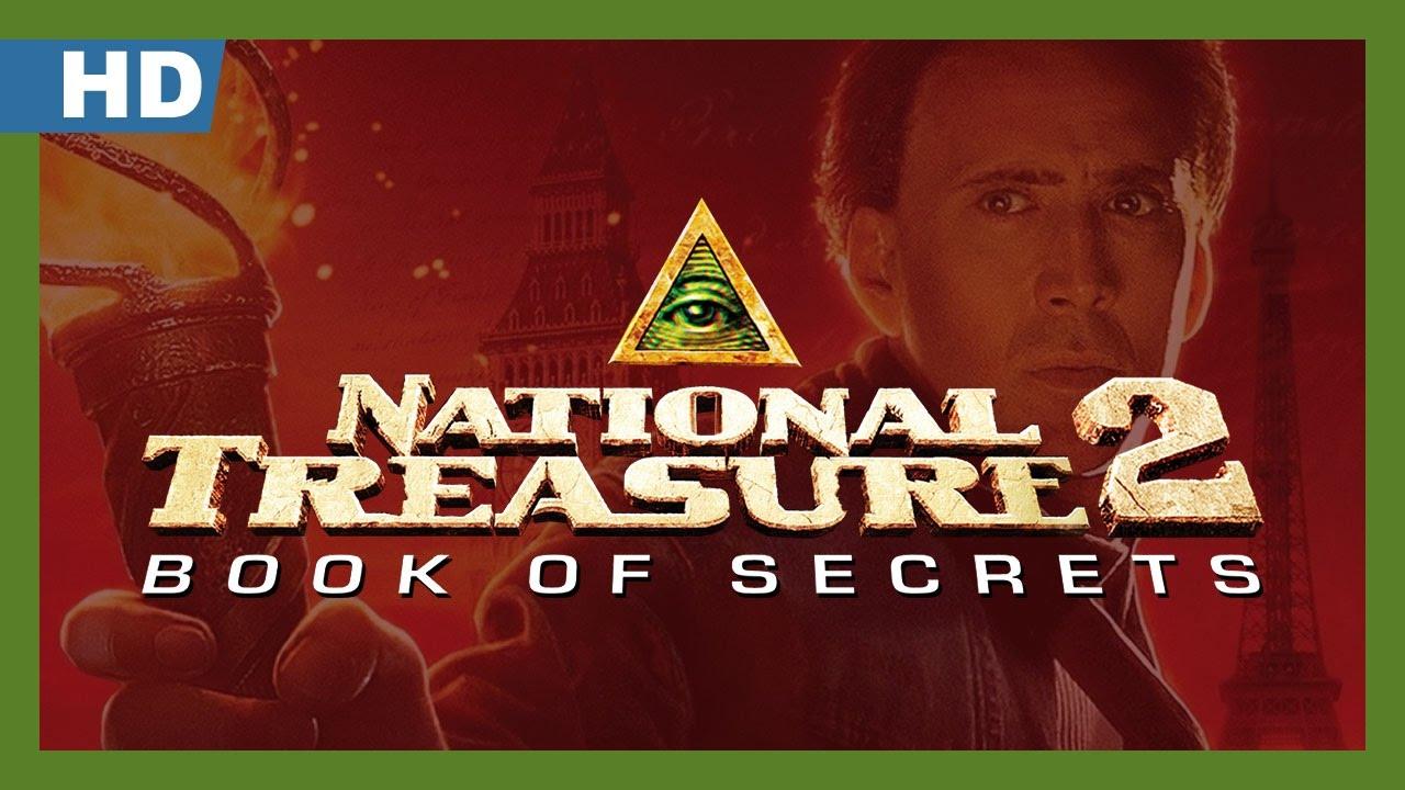 Film National Treasure 2 Book Of Secrets
