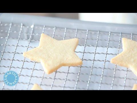 Classic Sugar Cookie Recipe - Martha Stewart