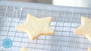 Classic Sugar Cookie Recipe - Martha Stewart
