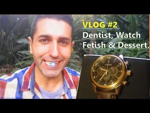 "VLOG #2- Dentist Phobias & ""Superfoods."""