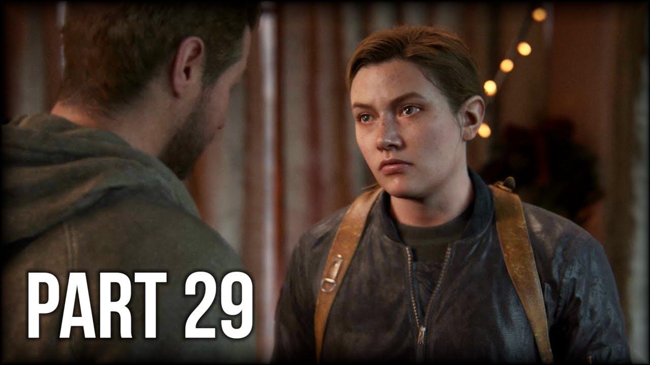 The Last of Us 2 - 100% Walkthrough Part 29 [PS4 Pro] – Chapter 6: Winter Visit (NG+) (Survivor+)