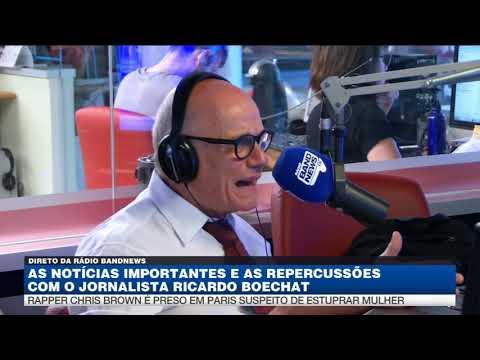 Ricardo Boechat analisa o discurso de Jair Bolsonaro no Fórum Econômico Mundial