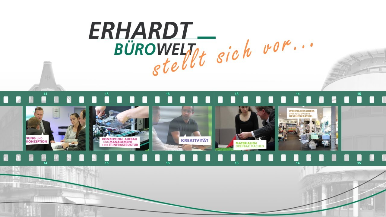Erhardt Bürowelt Ihr Partner Für Modernes Arbeiten