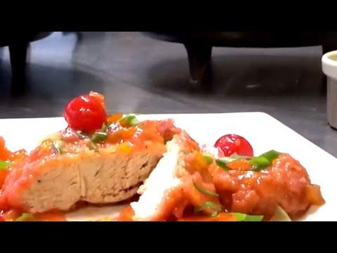 Dutch Oven Competition Dish - Chicken Fantasy