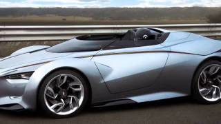 Chevrolet  Miray Roadster Concept 2011 Videos