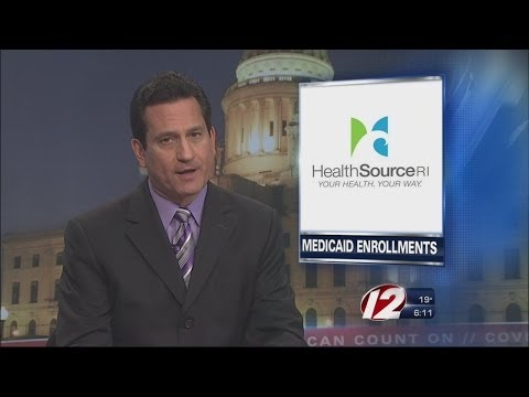 Medicaid enrollments