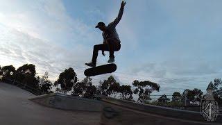 Brenton & Bask: Quick Clips at Rosehill Skatepark