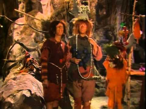 julkalender trolltider