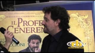 Leonardo Pieraccioni, Intervista, Il Professor Cenerentolo, Rb Casting