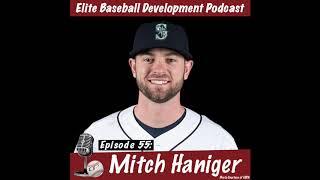 CSP Elite Baseball Development Podcast: Mitch Haniger