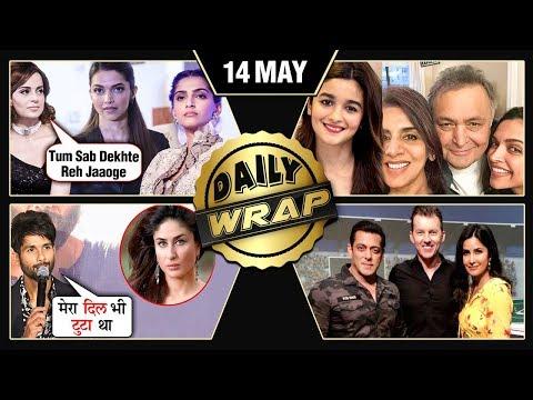 Kangana  Cannes 2019 Katrina Remembers Ranbir Alia REACTS On Rishi - Deepika  Top 10 News