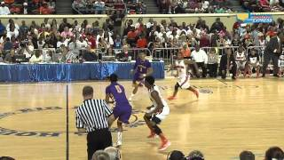 Stephen Clark (2013 Basketball Recruit) 40 Points in State Final Win