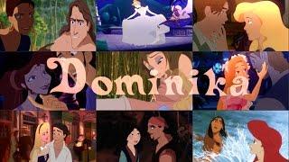 Забери меня в мир любви|Disney|
