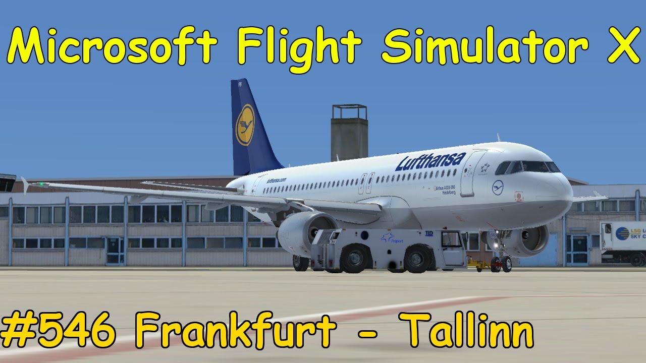 frankfurt tallinn