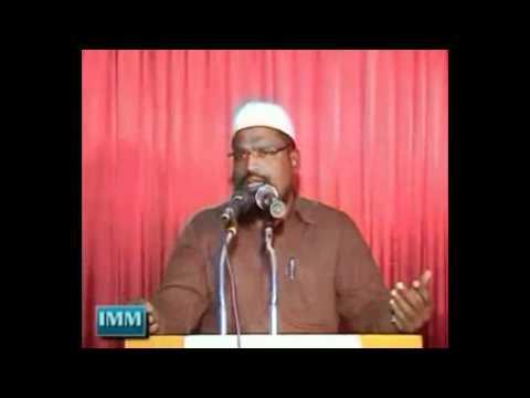 Abu bakar sithiq life history part-1(1/4) Tamil Bayan