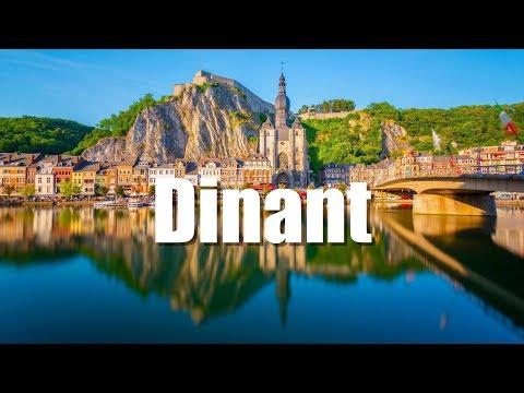 Dinant - Namur City Tour en bicicleta, Bélgica.