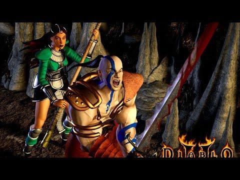Diablo 2 на весь экран