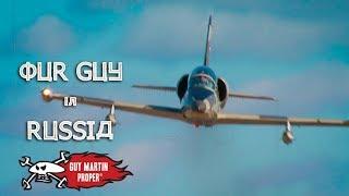 Guy Flies An Albatros - Our Guy In Russia | Guy Martin Proper