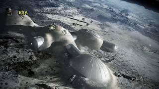 НАСА планирует возвращение человека на Луну