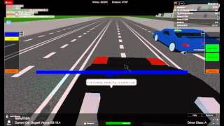 Bugatti Veyron EB 16.4 is being owned by a starter car! (ROBLOX-Driveblox Unlimited)