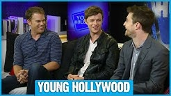 Daniel Radcliffe & 'KILL YOUR DARLINGS' Cast Share A-List Advice