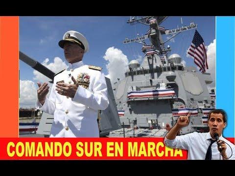 Noticias de Venezuela 20 agosto 2019★★COMANDO SUR dura advertencia ★REGAÑO Guaidó burla Marines★★