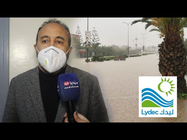 بعد فيضانات المحمدية  .. مدير