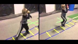 Baseball and Softball Hitting Drill - Lower Half Drive and Extension