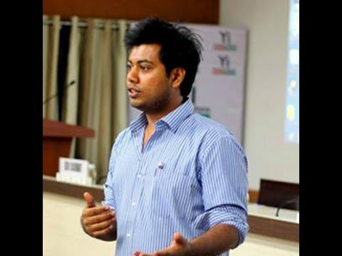 4 Stories I shared at E-cell, IIT-KGP.