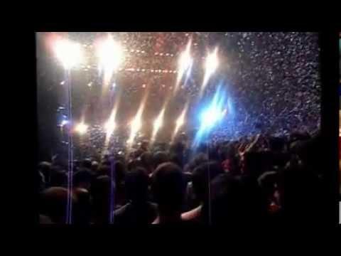 Dias Como Estos (Tage Wie Diese)-Die Toten Hosen en Estadio Malvinas Argentinas 15-09-2012
