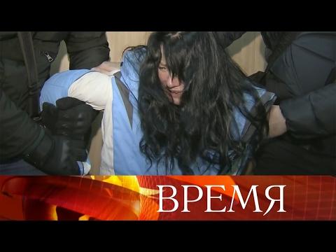 ВСанкт-Петербурге раскрыто похищение