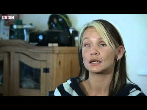 BBC News Eye gouge victim Tina Nash looking forward to life