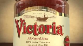 Victoria Fine Foods: Compare Victoria Pasta Sauce to your Brand.