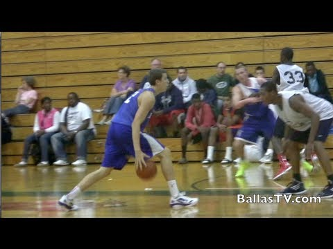 Duncan Robinson 6 6 G F Who Committed To Division 3 Biggest College Steal In 2013 Youtube