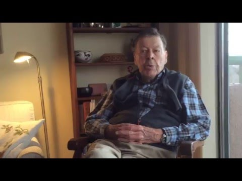 WWII Vet: Captain David C. Wilhelm