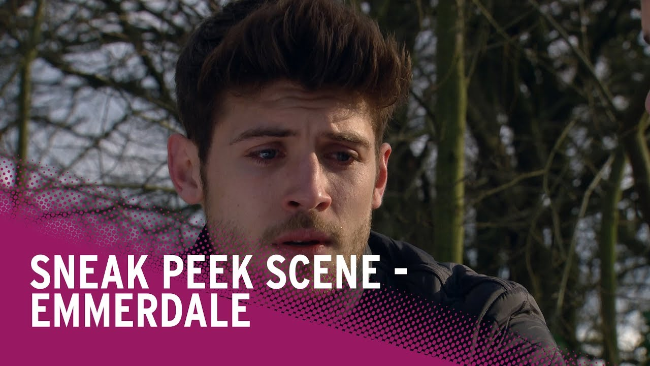 Emmerdale Spoilers: Joe and Noah Have a Heart to Heart   Watch the Scene!