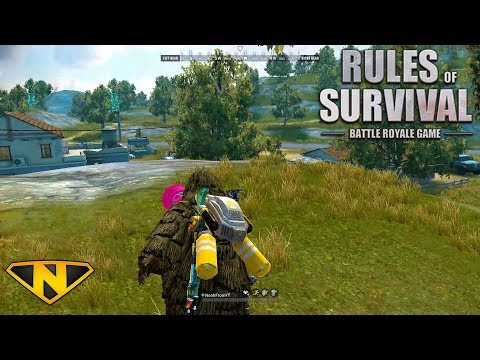 Bunny Hoppin' (Rules of Survival: Battle Royale #112)