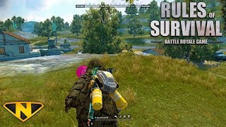 Bunny Hoppin' (Rules of Survival: Battle Royale)