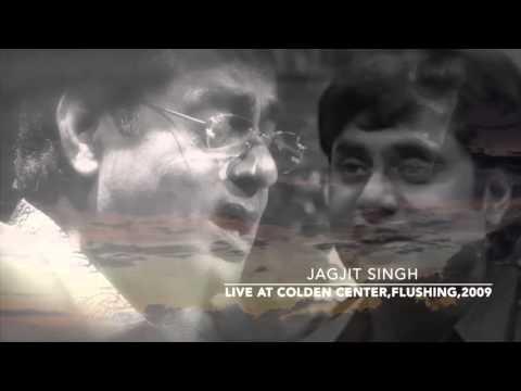 Jagjit Singh Live At The Colden Center, Flushing NY, 2009 - Full Concert